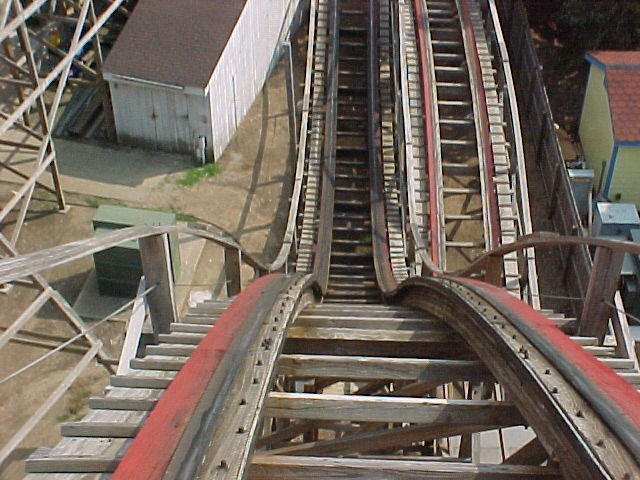 Big Dipper photo from Geauga Lake