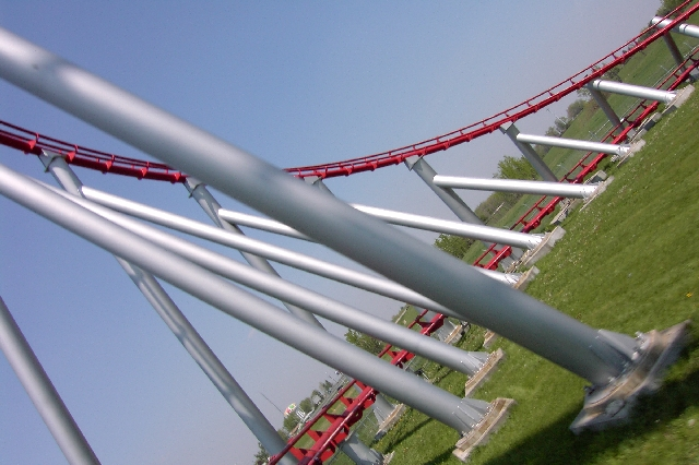 Mamba photo from Worlds of Fun