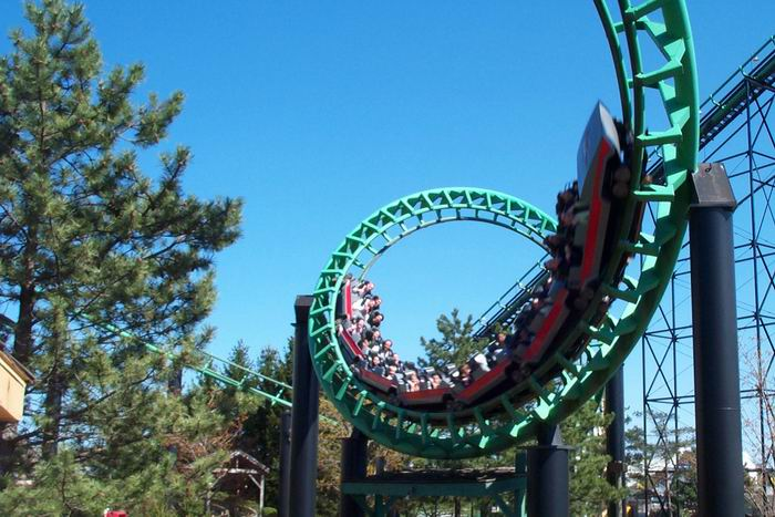 Viper photo from Darien Lake