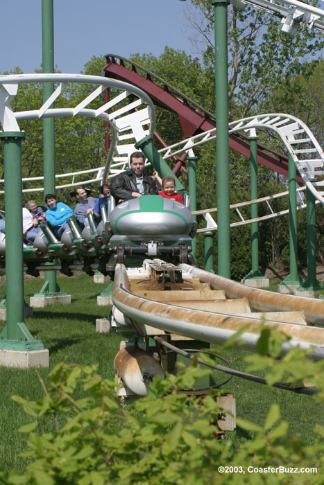 Spacely's Sprocket Rockets photo from Six Flags Great America