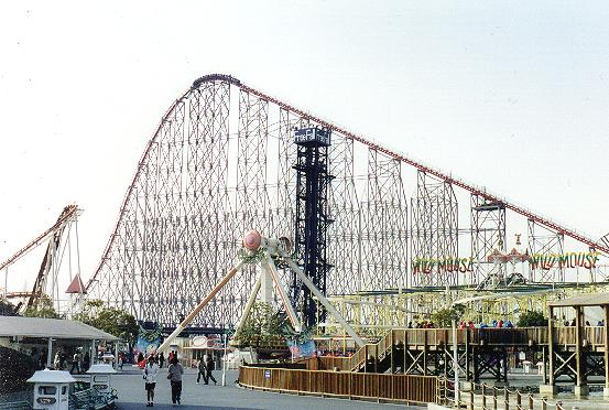 Steel Dragon photo from Nagashima Spaland