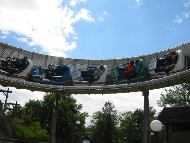 Avalanche photo from Kings Dominion