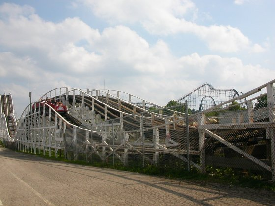 Racer, The photo from Kings Island