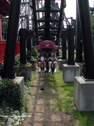 T3 photo from Kentucky Kingdom