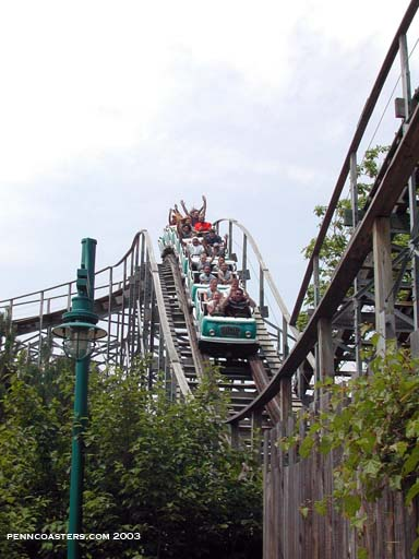 Twisted Sisters (Lola) photo from Kentucky Kingdom