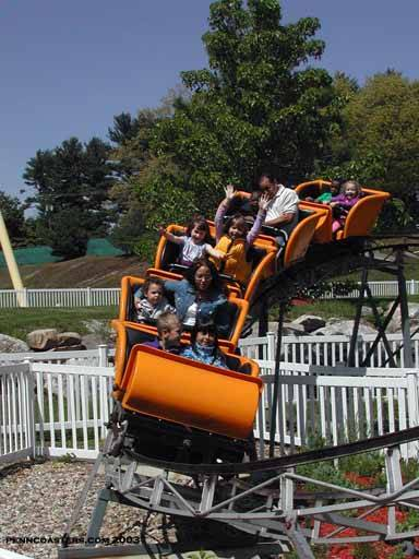 Kiddie Coaster photo from Lake Compounce