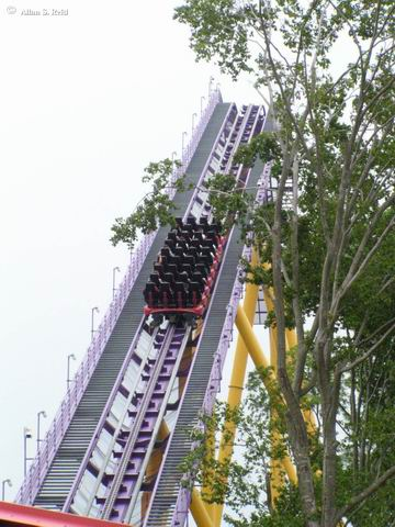 Apollo's Chariot photo from Busch Gardens Williamsburg