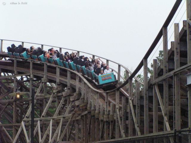 Hurler, The photo from Kings Dominion