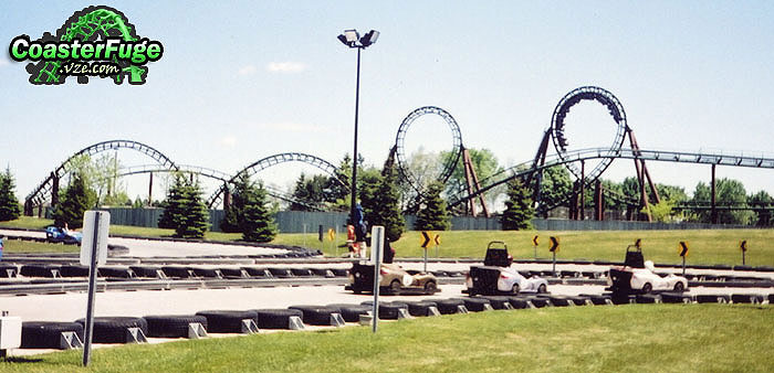 Dragon Fyre photo from Canada's Wonderland