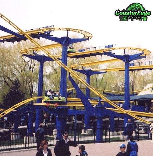 Fly, The photo from Canada's Wonderland