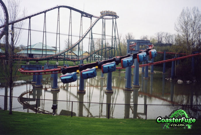vortex photo from canada s wonderland photo 4 of 4 more vortex photos