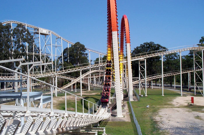 Thunderbolt photo from Dreamworld
