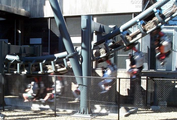 Lethal Weapon photo from Warner Bros. Movie World Australia