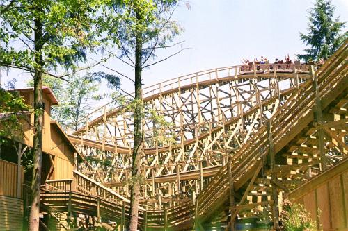 Timberhawk photo from Wild Waves