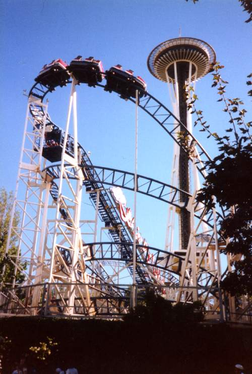 Windstorm photo from Fun Forest
