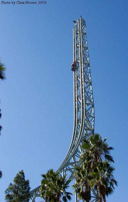 Superman Escape From Krypton photo from Six Flags Magic Mountain