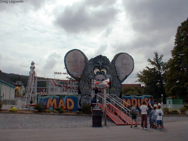 Mad Mouse photo from Lakemont Park