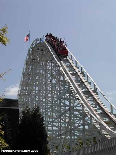 Wildcat photo from Lake Compounce