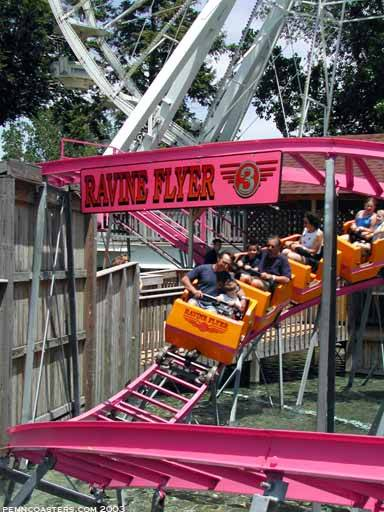 Ravine Flyer 3 photo from Waldameer Park