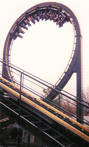 Shockwave photo from Kings Dominion