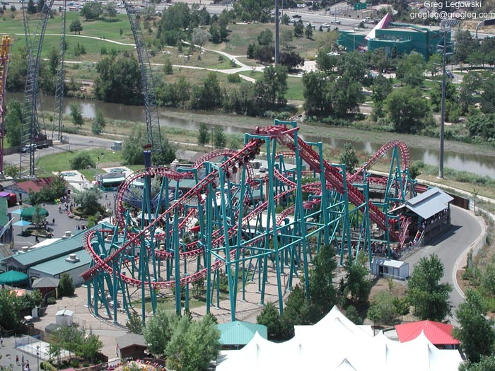 Mind Eraser photo from Elitch Gardens