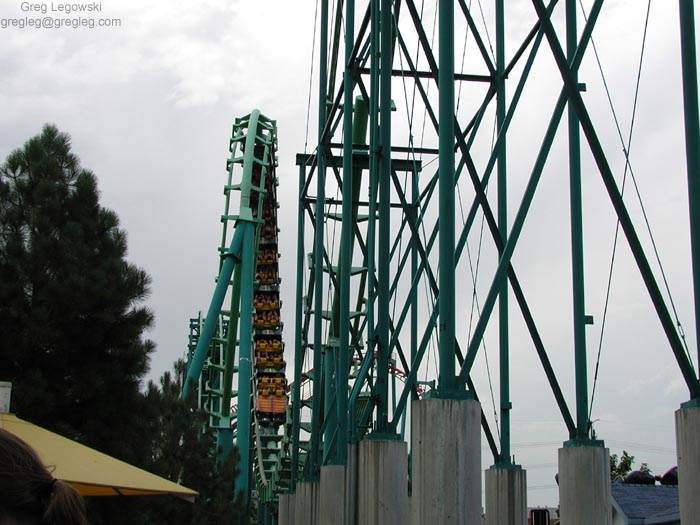 Sidewinder photo from Elitch Gardens