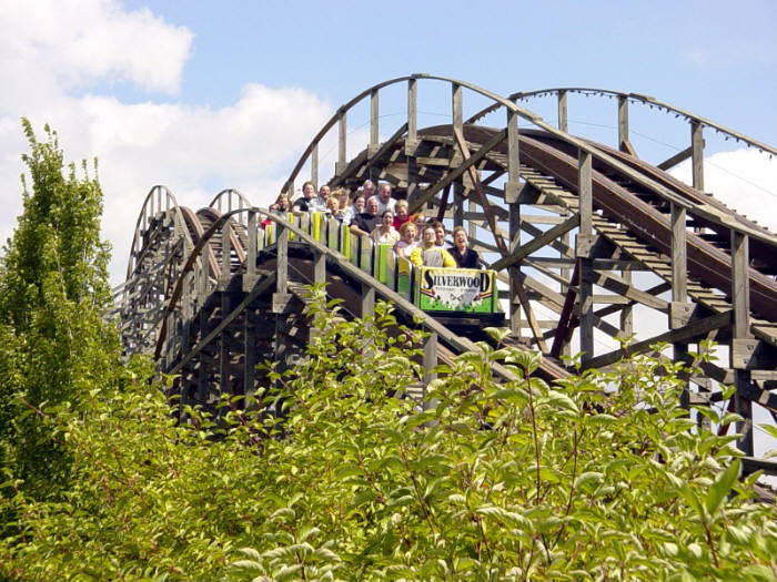 Timber Terror photo from Silverwood