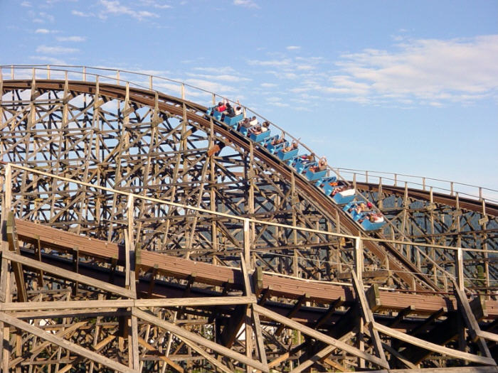 Tremors photo from Silverwood
