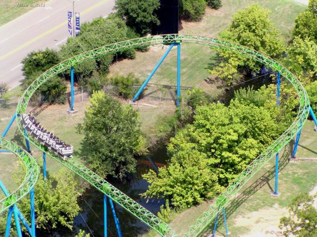 Shockwave photo from Six Flags Over Texas