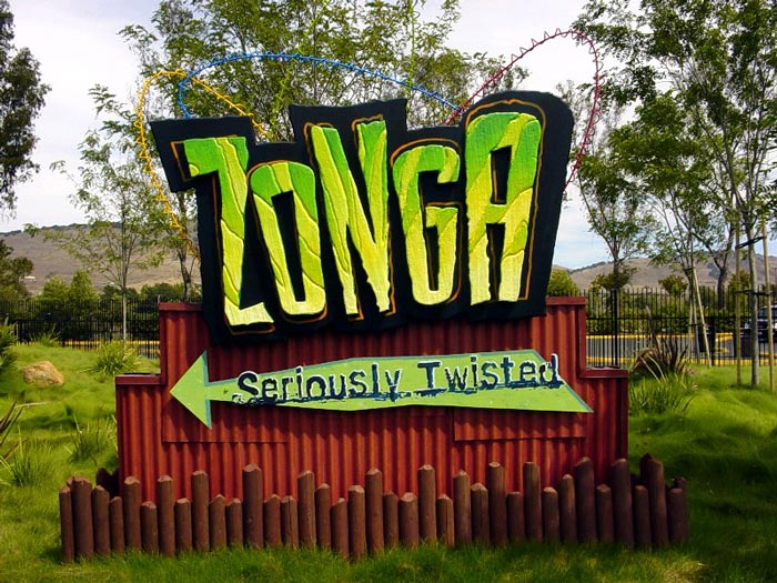 Zonga photo from Six Flags Discovery Kingdom