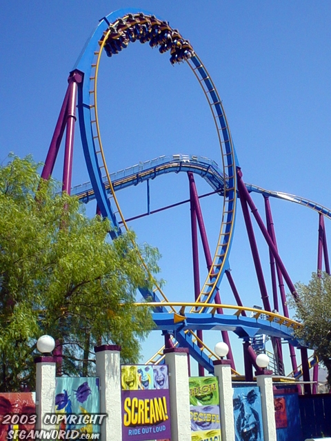 Scream Photo From Six Flags Magic Mountain Pictures sdSbVMa1