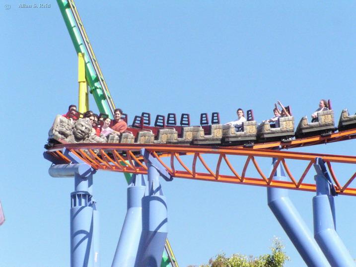 jaguar roller coaster - photo #1