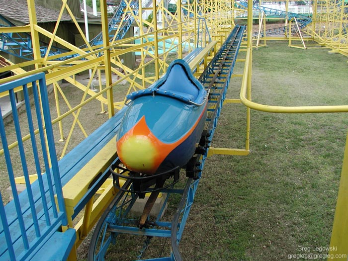 Cyclone Wild Mouse photo from Wonderland Park
