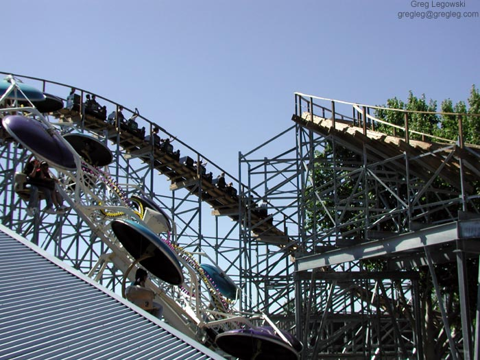 New Mexico Rattler photo from Cliff's Amusement Park