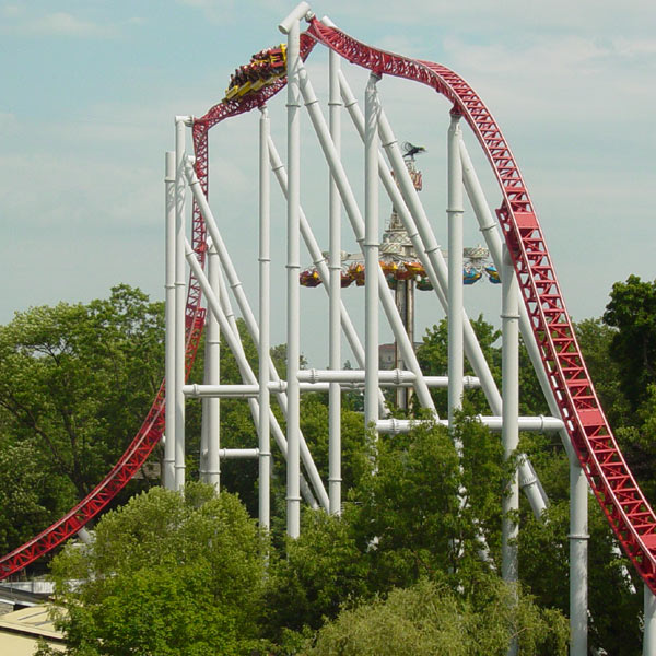 Storm Runner photo from Hersheypark