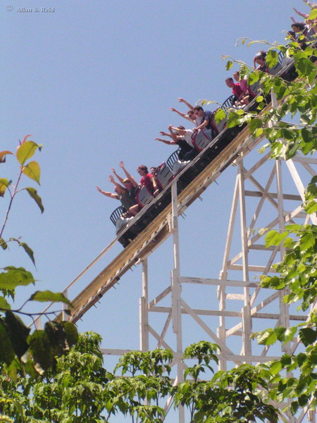 Raging Wolf Bobs photo from Geauga Lake