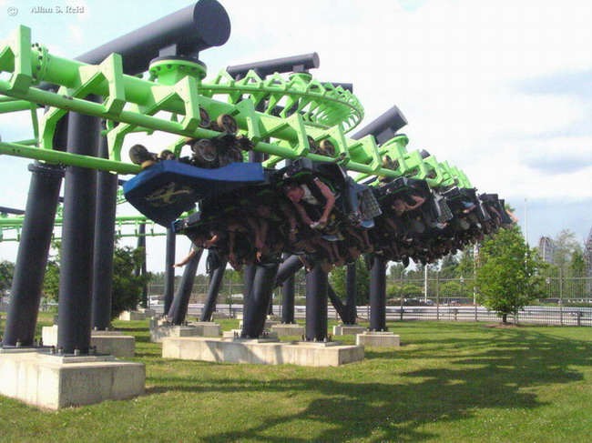 X-Flight photo from Geauga Lake