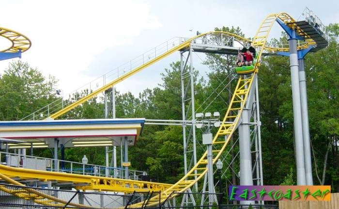 Ricochet photo from Kings Dominion