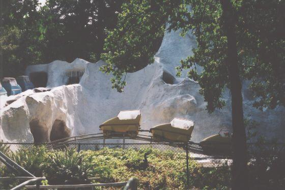 Ice Mountain Bobsleds photo from Enchanted Forest