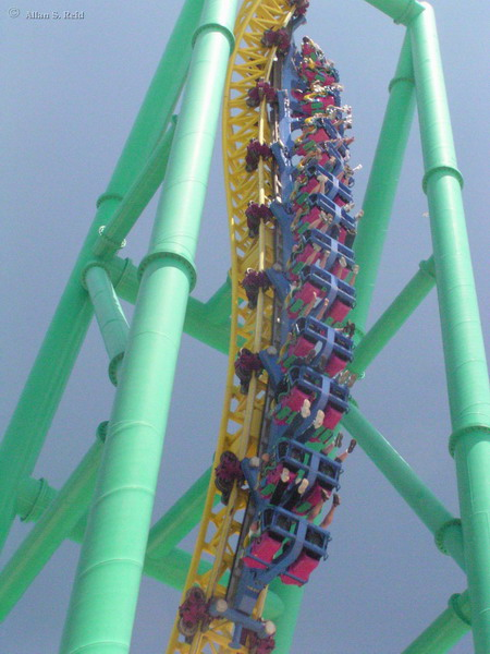 Wicked Twister photo from Cedar Point