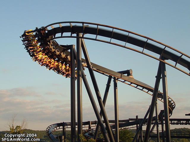 ride photo from six flags st louis photo 5 of 5 more batman the ride 0ykkbO8z