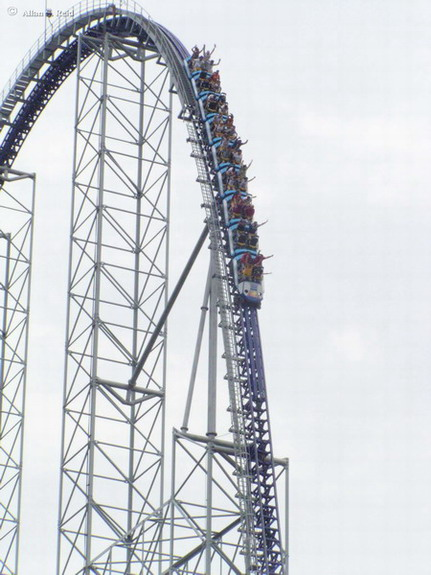 Millennium Force photo from Cedar Point