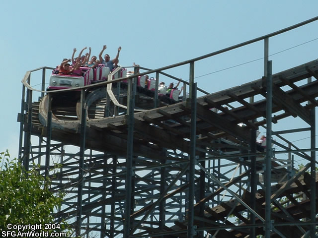 Twisted Sisters (Stella) photo from Kentucky Kingdom