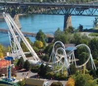 Boomerang, Le photo from La Ronde