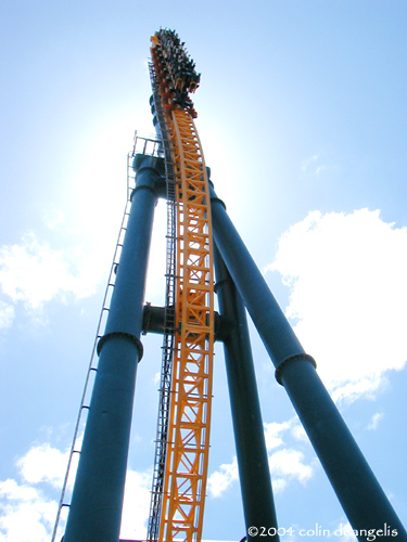 Vertical Velocity photo from Six Flags Great America