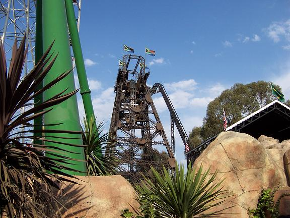 Shaft of Terror photo from Gold Reef City Theme Park
