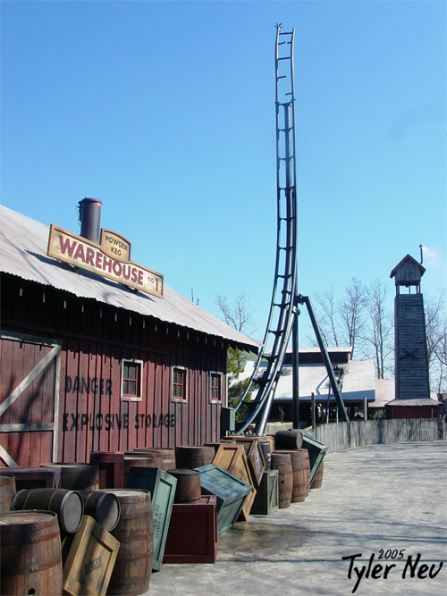Powder Keg photo from Silver Dollar City