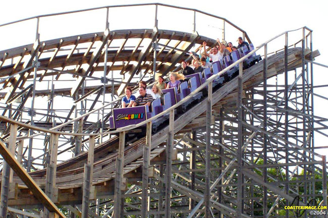 Silver Comet photo from Fantasy Island