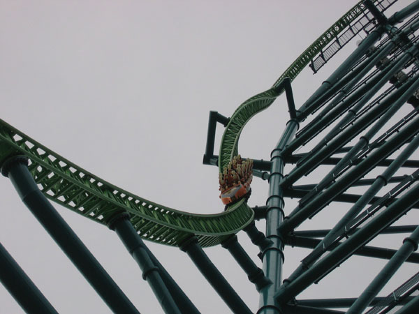 Kingda Ka photo from Six Flags Great Adventure