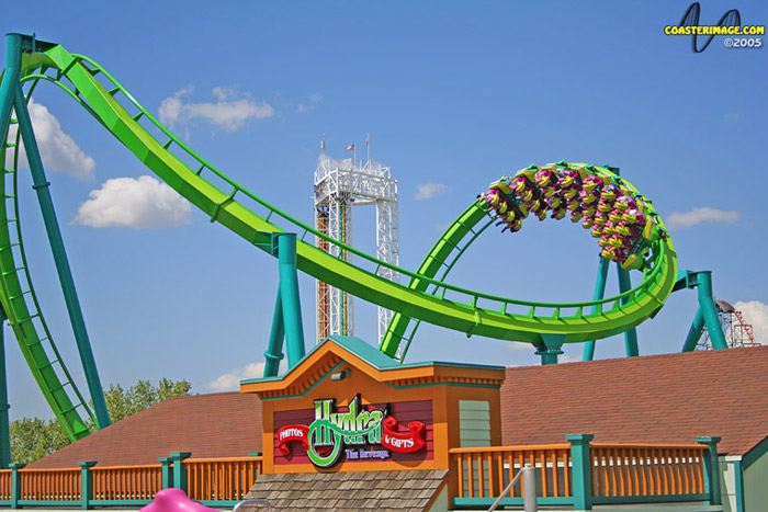 Hydra The Revenge photo from Dorney Park